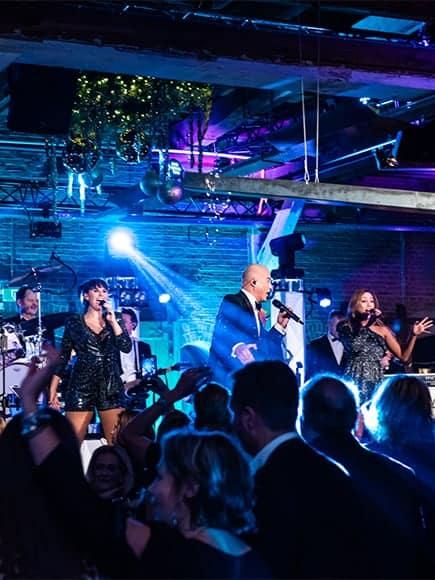 The Harbour Club Amsterdam Oost Feesten en Partijen